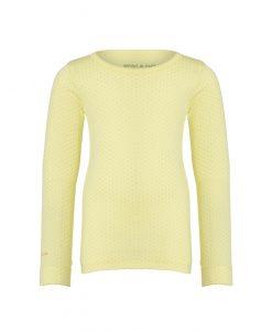 M gul bluse