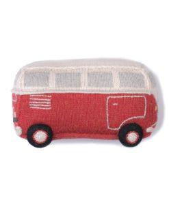 ouef bus rød
