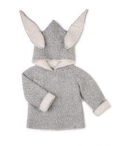 kanin hættetrøje