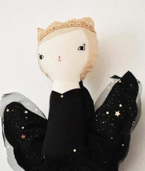 black doll 2