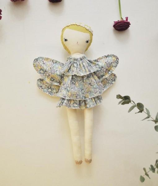 liberty blue doll