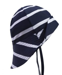 petit crabe stribet hat