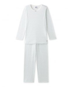 2559970 petit bateau pyjamas med glimmer