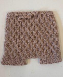 sirley bredal smock shorts dusty pink