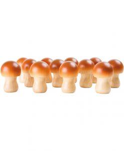 champignon i træ legemad