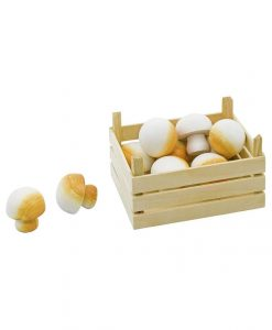 købmandskasse champignon