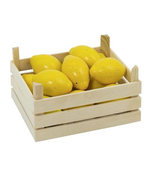 købmandskasse citroner