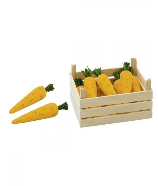 købmandskasse gulerødder