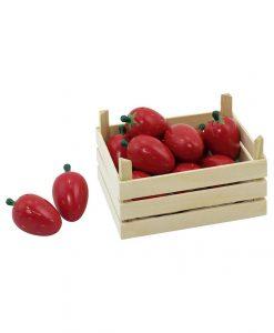 købmandskasse jordbær