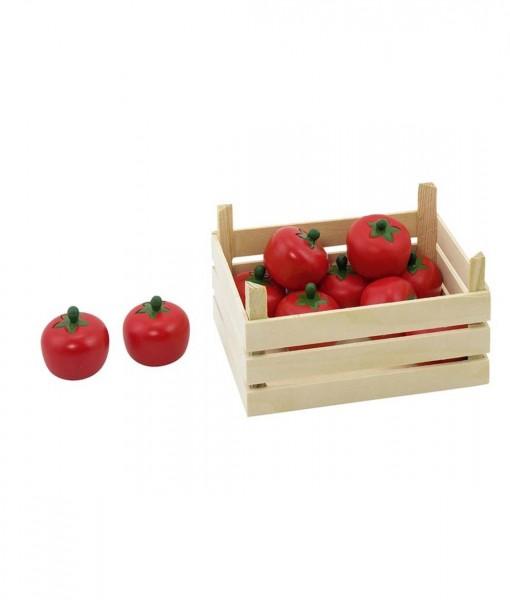 købmandskasse tomater