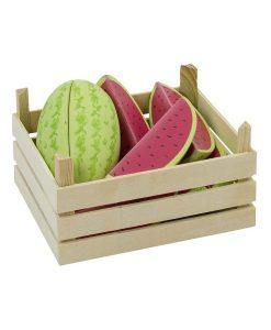 købmandskasse vandmelon