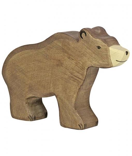 sort bjørn holztiger