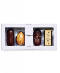 summerbird petit four chokolader
