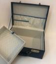 gemmekuffert blå meminio