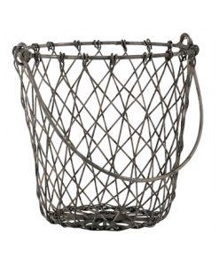ib laursen trådkurv wire med hank