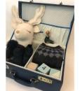 navy meminio kuffert