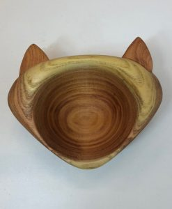 træskål fox 4