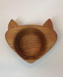 træskål ræv nummer 1