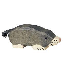 holztiger muldvarp
