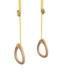 lillagunga oak ringe med gul