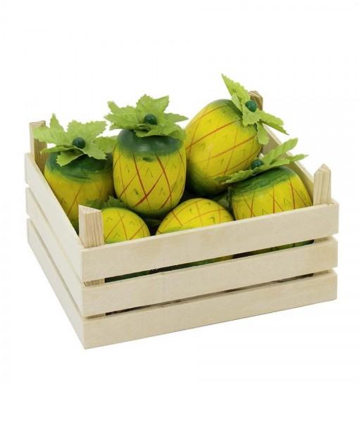 købmandskasse ananas