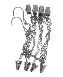 kæde med miniclips