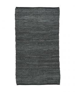 læder gulvløber