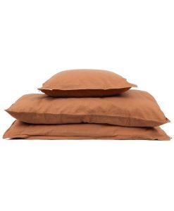 sengetøj Studio feder caramel