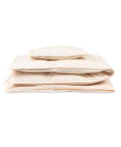 økologisk sengetøj studio feder powder