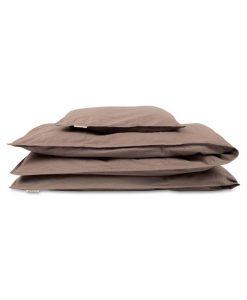 sengetøj studio feder taupe