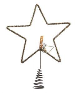 topstjerne med perler walther & co