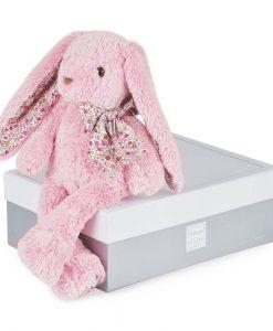 tøjkanin rosa 40 cm histoire dours