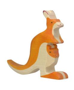 Holztiger kænguru