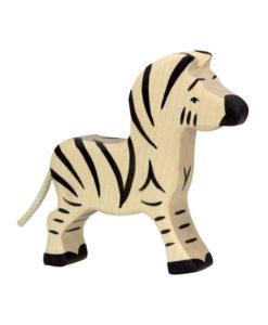 holztiger baby zebra
